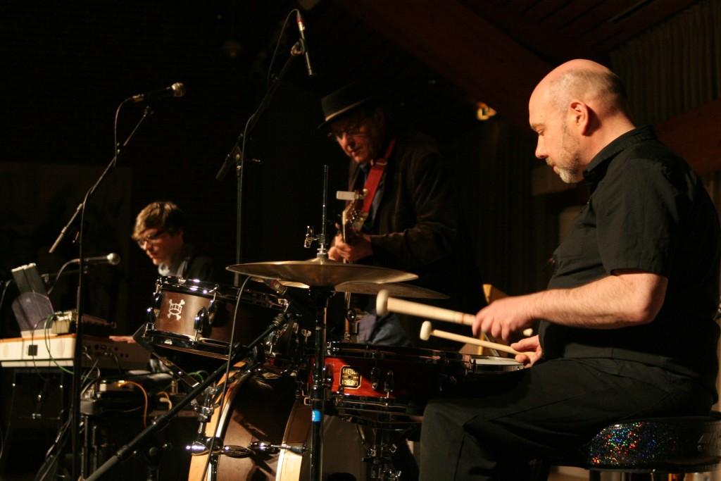 Unser schönes Trio live (Foto: Sven Franzek)