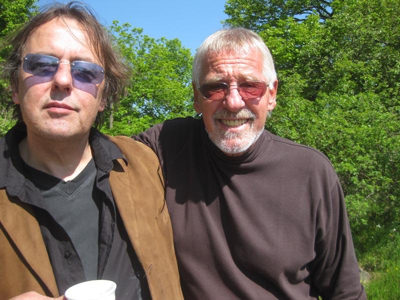 ... mit Tom Schröder