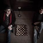 Karl & icke, unser schönes Duo (Foto: Birgit Wingrat)