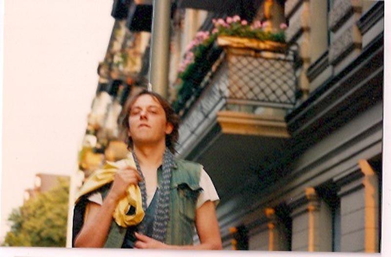 Mitte 90er... Kreuzberch, klar