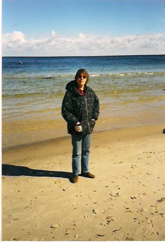Anfang 90er, Algarve