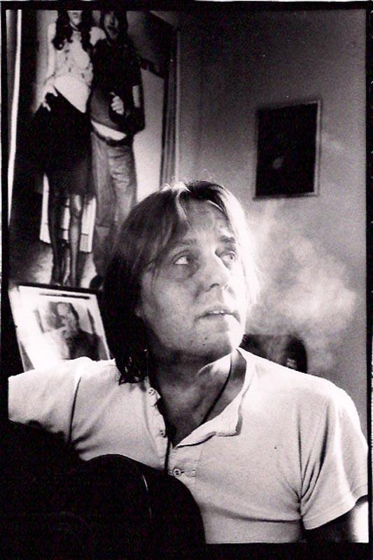ca. 99... Foto: Claus Amler (Bukowski im Hintergrund)