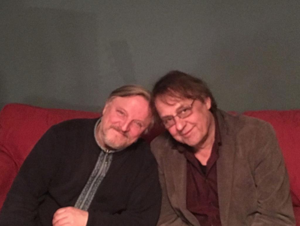 Axel & icke (Foto: Silja Prahl)