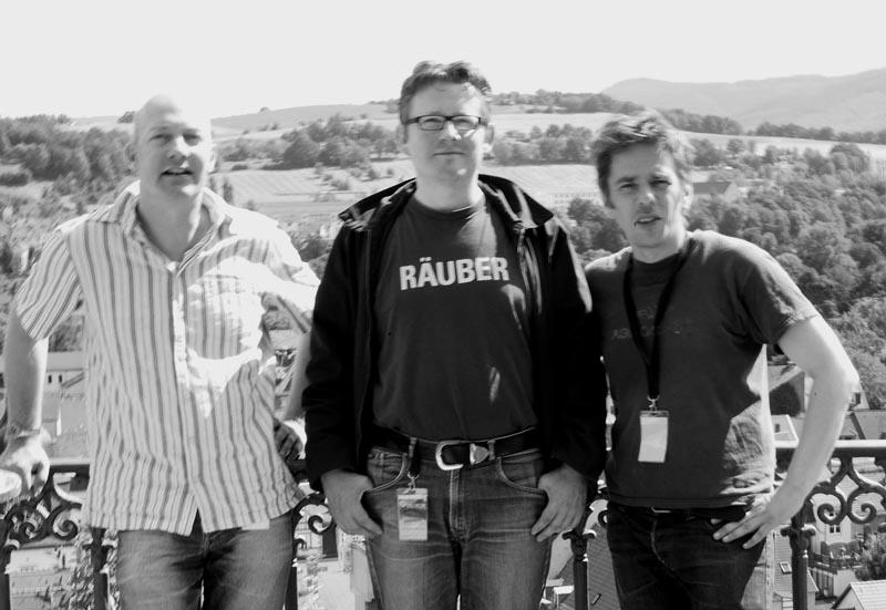 Tom, Hans, Max... Foto: Danny (Rudolstadt07)