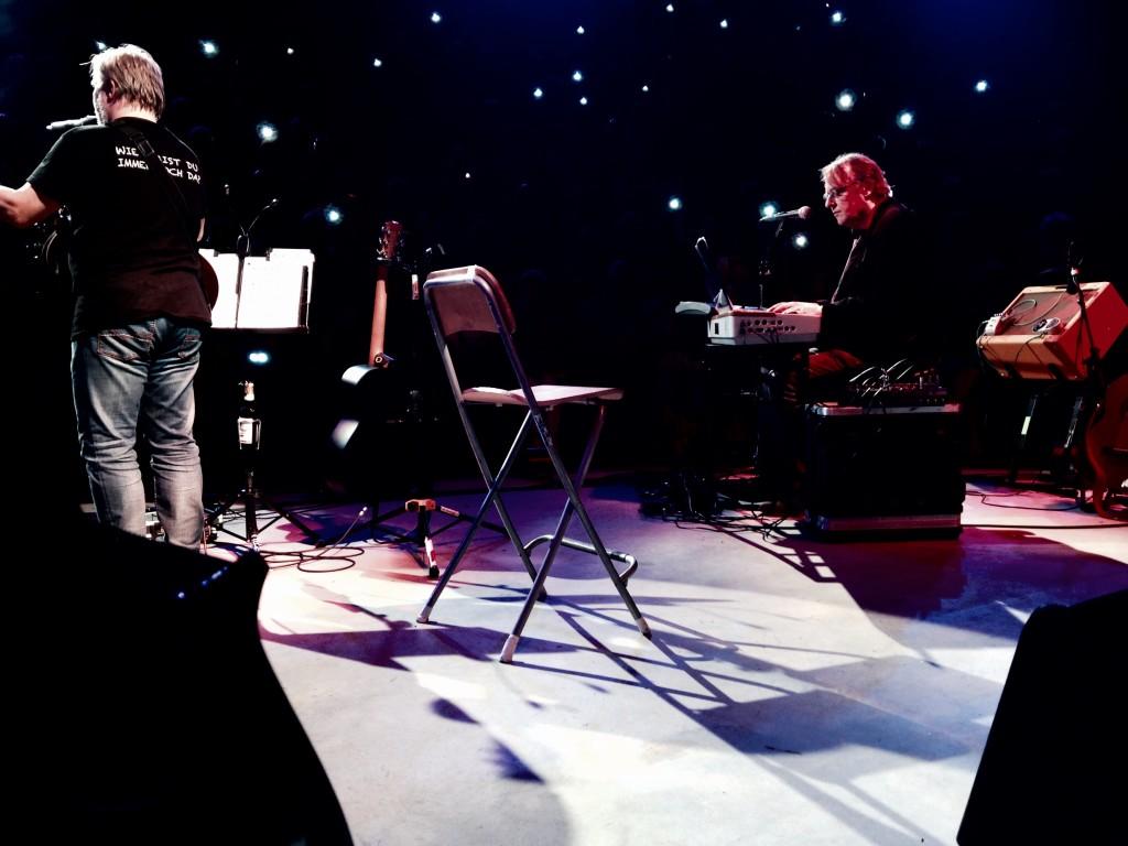Axel & icke Live (Foto: Sylvia Eulitz)